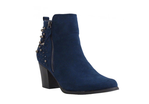 Sprox Sprox 434543 Navy Studded A/Boot