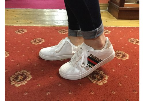 Milly & Co. Milly & Co. B378870 White multi sneaker