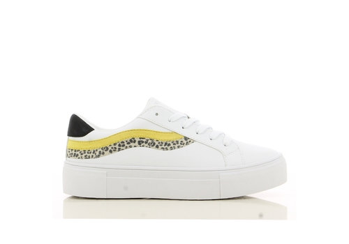 Sprox Sprox 500801 WHT/LMG Sneaker