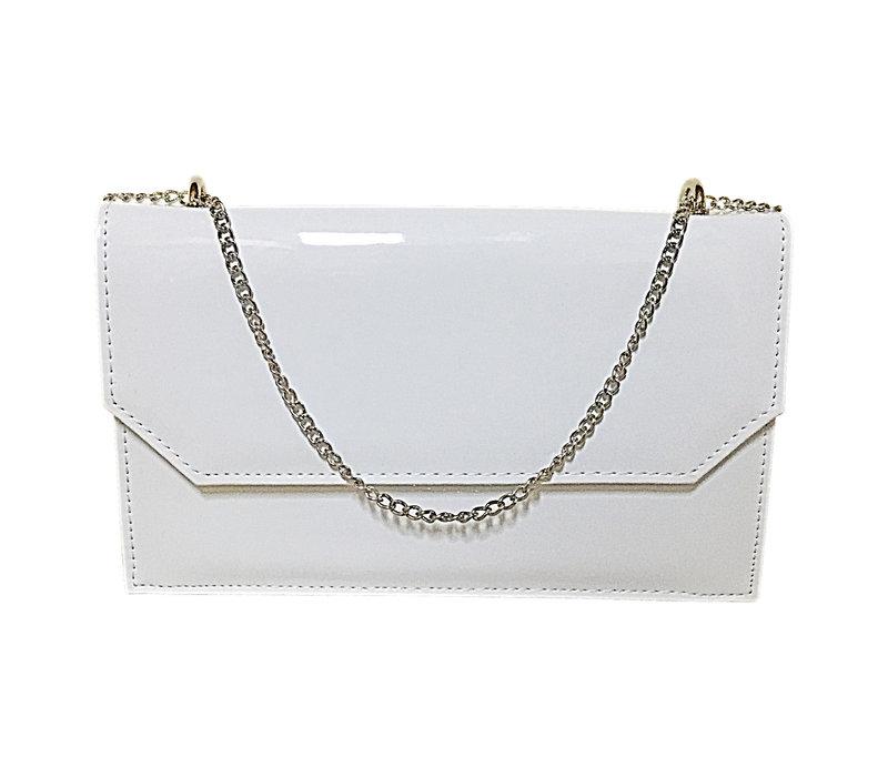 Glamour COURTNEY White Bag