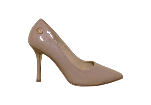 Glamour Glamour COURTNEY Nude patent shoes