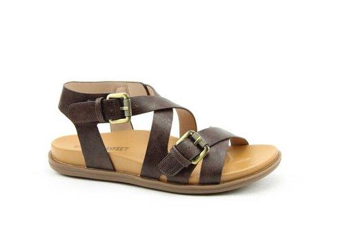 Heavenly Feet Heavenly Feet APOLIO Choco sandal