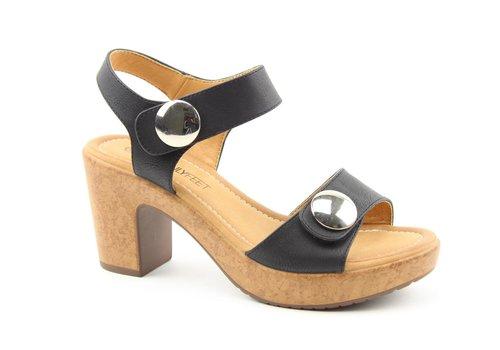Heavenly Feet Heavenly Feet SADIE Black sandals