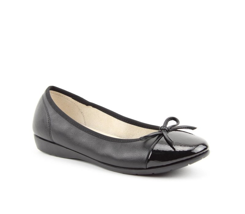 Heavenly Feet VERVE Black pumps