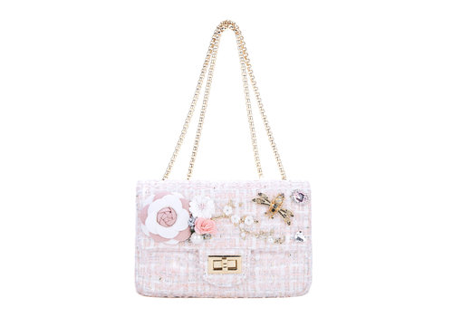 Peach Accessories Peach CH3120 Pale Pink Bag