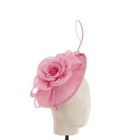 Peach TS060012 Pink Facinator