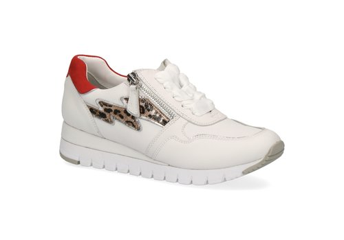 Caprice Caprice 23700 White Comb sneaker