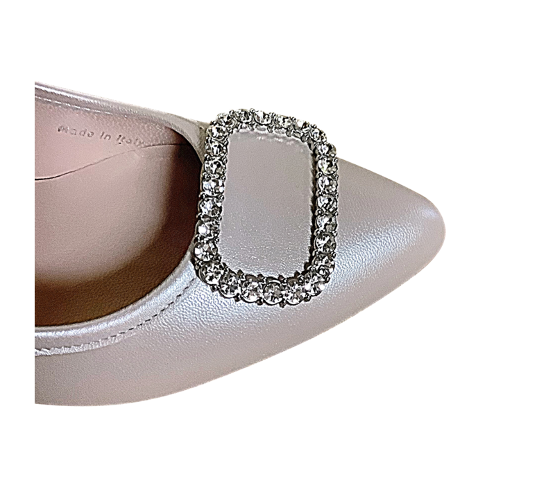 Le Babe 1389 Elegant Cipria diamonte trim