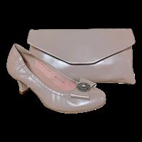 Le Babe 3047 Elegant Cipria Silver/Bow