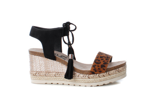 Refresh S/S Refresh 69698 Leopard toggle sandal
