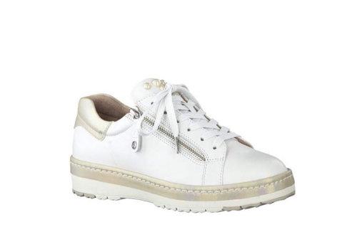 Tamaris Tamaris 23711 White/Champ Sneaker