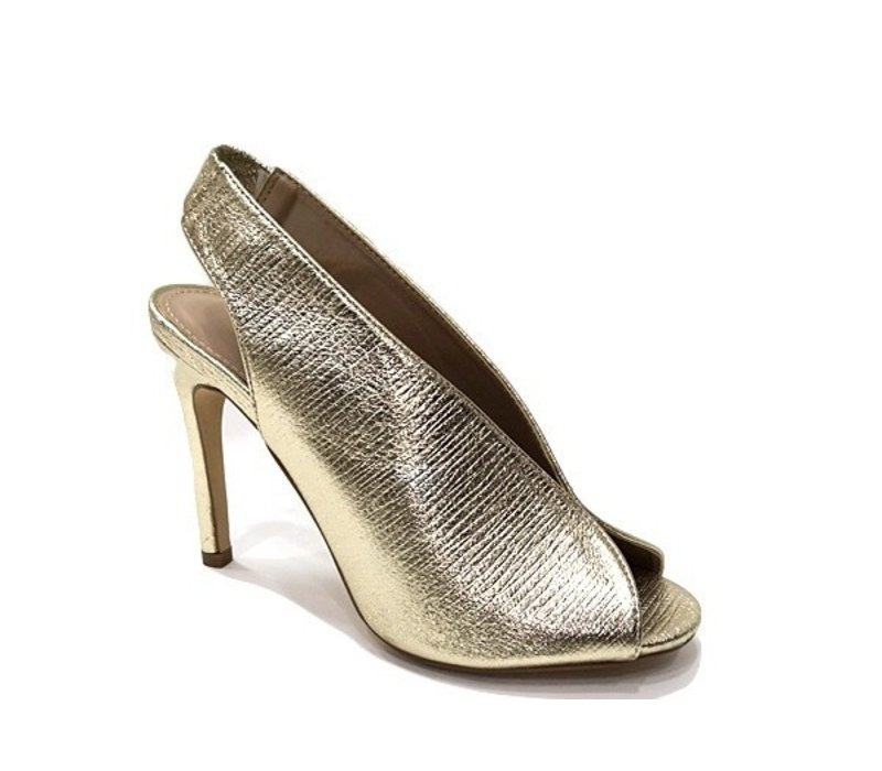 Milly & Co. CAROLINE Gold shoes