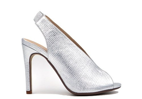 Milly & Co. Milly & Co. CAROLINE Silver Shoes