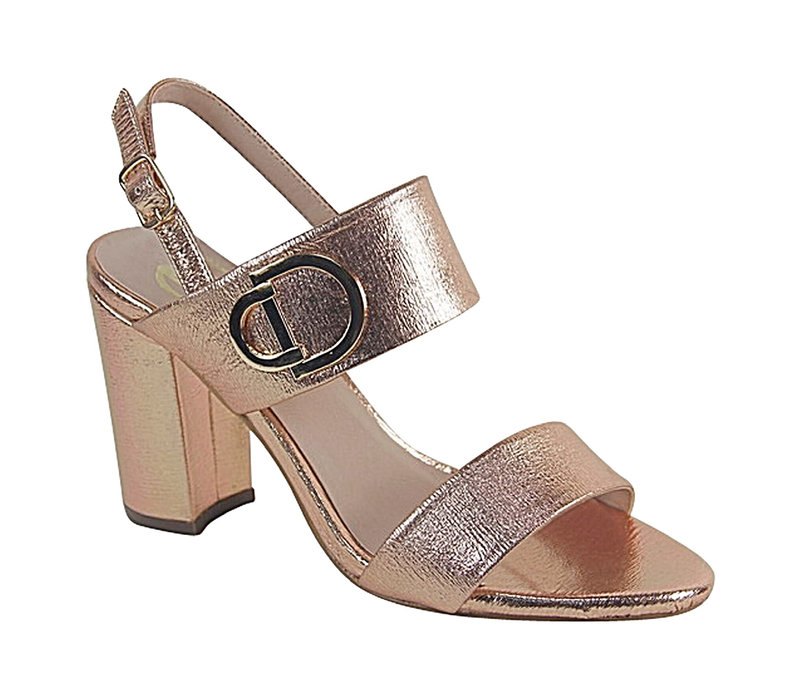 Milly & Co. MABLE Rose Gold sandals
