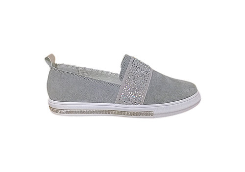 REDZ REDZ GS6897 Grey Slip-on sneakers