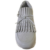 REDZ 1331-2019 Grey/Silver Sneaker