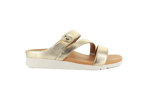 Strive Strive AZORE light Gold sandals