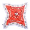 Peach Accessories Peach F662 Red mix square scarf