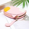 Peach Accessories Peach pur021 Baby pink credit card holder