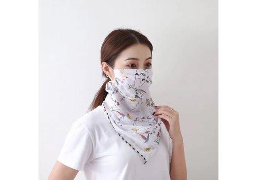 Peach Accessories Peach 0001 LAVENDA scarf mask
