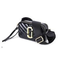 Peach 9021-3 Black crossbody bag