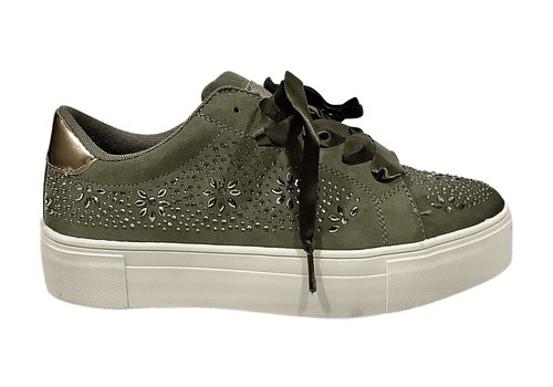 Sprox Sprox 463413 Khaki Sneaker