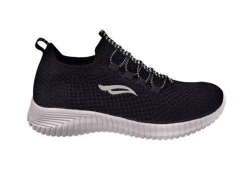 Sprox Sprox 455473 Black slip on sneakers