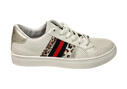 Sprox Milly & Co. B378870 White multi sneaker