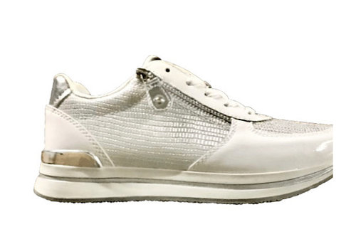Sprox Sprox 497631 White/Silver Sneaker
