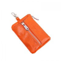 Peach PUR019 Key purse in Orange