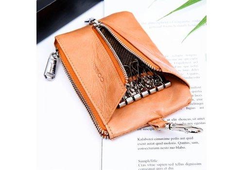 Peach Accessories Peach PUR019 Key purse in Coral