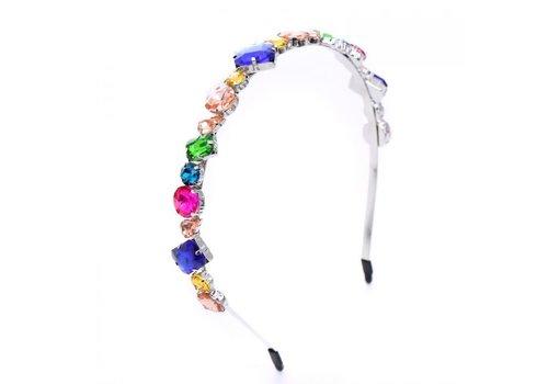 Peach Accessories Peach HACH119 vibrant jewel Hairband