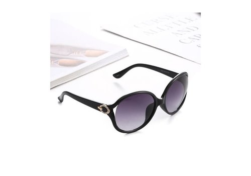 Peach Accessories Peach 29936 Black Sunglasses