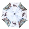 Peach Accessories Peach 1583-5 Lady scetch Umbrella