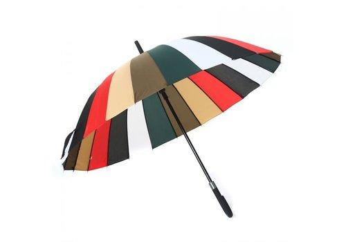 Peach Accessories Peach RST903 multi stripe umbrella