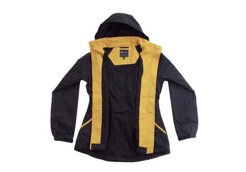 "Jack Murphy Jack Murphy ""WILLOW"" Navy Waterproof Jacket"