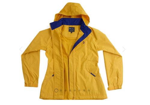 "Jack Murphy ""WILLOW"" Yellow Waterproof Jacket"
