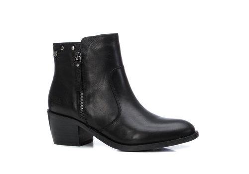Carmela Carmela 67552 Black leather A/Boots