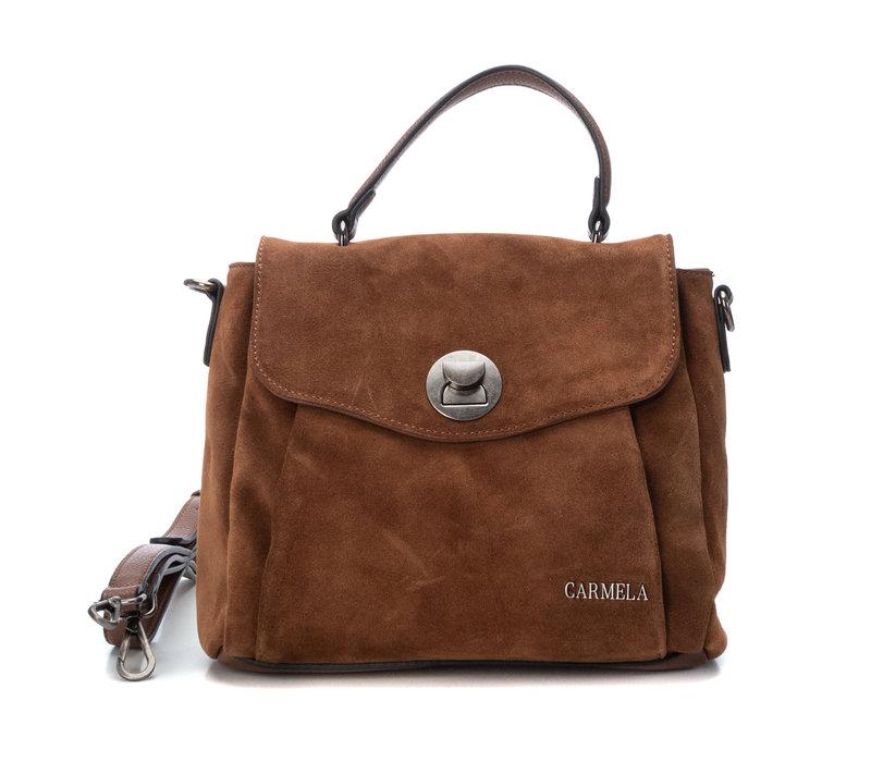 Carmela 86401 Tan Lea/Sue Bag