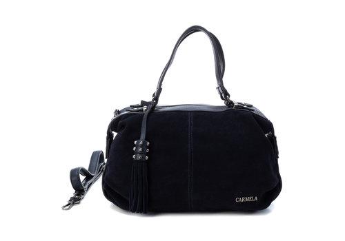 Carmela Carmela 86405 Navy Lea/Sue Bag v