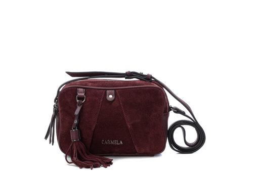Carmela Carmela 86409 Burgundy crossbody