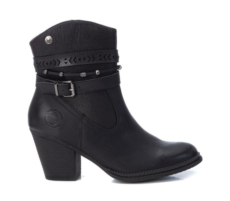Refresh 72360 Black Vegan A/Boots