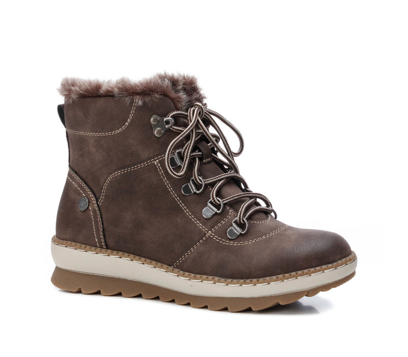 Refresh 72444 Taupe Vegan A/Boots