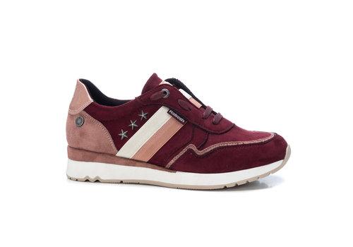 REFRESH A/W Refresh 72565 Burdeos Vegan sneaker