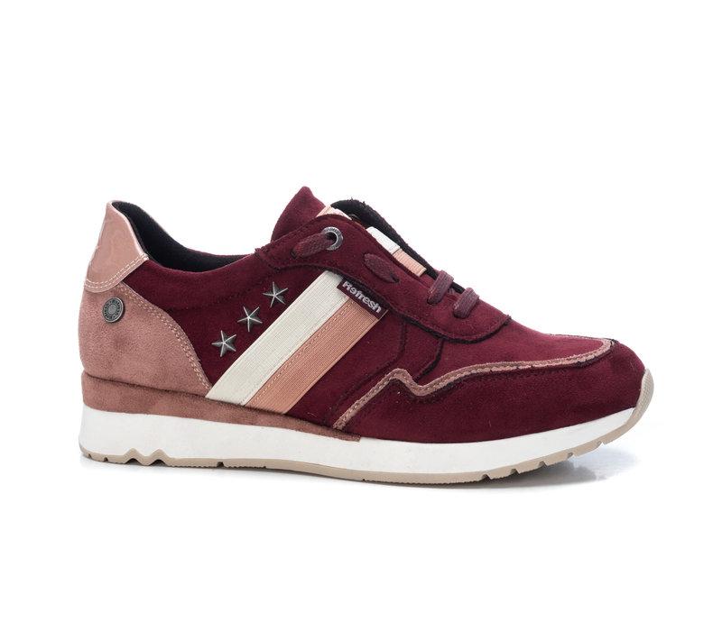 Refresh 72565 Burdeos Vegan sneaker