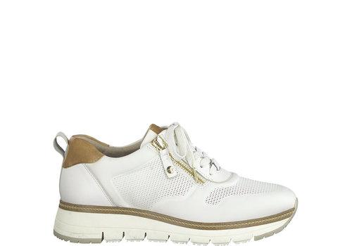 Tamaris Tamaris 23703 White/Cognac Sneaker