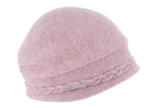 Seeberger Seeberger 018414/27 Wool Hat W/plait