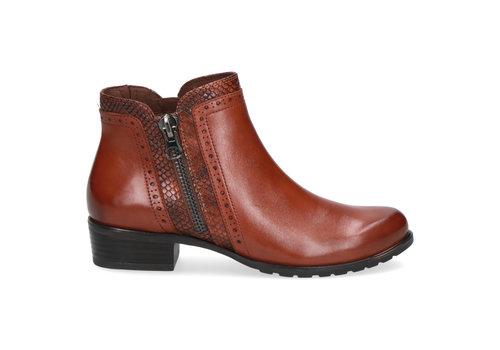 Caprice Boots Caprice 25403 Cognac Comb A/Boots