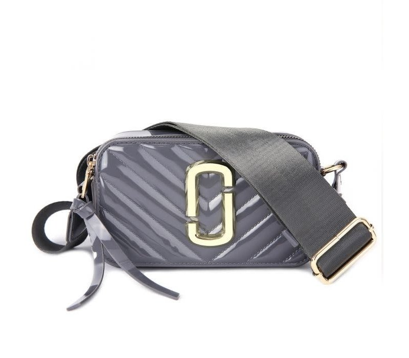 Peach 9021-3 Grey crossbody bag