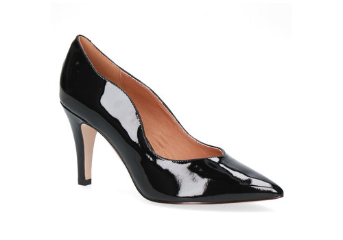 Caprice Caprice 22412 Black Patent shoe